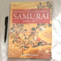 Senjata dan Teknik Bertempur Samurai