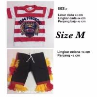 Size M - Setelan Baju Reog Ponorogo Anak - BAJU REOG PONOROGO