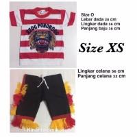 Size O - Setelan Baju Reog Ponorogo Anak - BAJU REOG PONOROGO