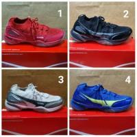 Sepatu Badminton HiQua Leggera Original