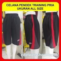 Celana Olahraga Pria Pendek Celana Training Cowok Jumbo Allsize