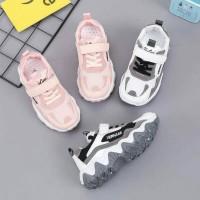 Sepatu anak sz 27-32 sepatu olahraga anak perempuan laki-laki vernase