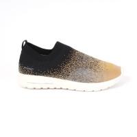 Footwear Men Wakai FM11928 GYOU Black/Mustard