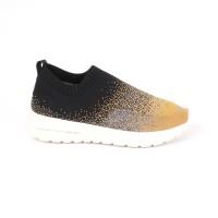 Footwear Women Wakai FW11929 GYOU Black/Mustard