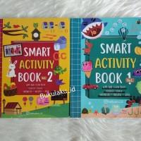 Smart Activity Book Hello Zebra - Buku Aktivitas Anak TK