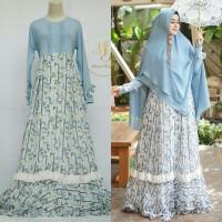 Alishba Dress Biru