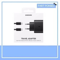charger Samsung 45W Galaxy Note 10 S20 plus note 20 ultra Note type c