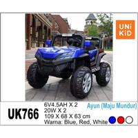 Mainan Anak Mobil Aki Jeep Bugi UK 766 Unikid UK766