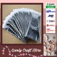 11pcs/set Stainless Circular Knit Needle, Breien, Jarum Rajut (43cm)