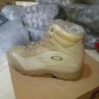 Sepatu Outdoor Oakley Sabot 6 Inchi Tactical Asli Boots Import