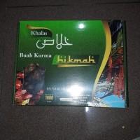 KURMA KHALAS HIKMAH 1KG ORIGINAL