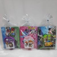 paket souvenir ulang tahun puzzle kotak makan