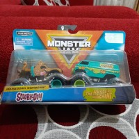 Hot wheels Monster Jam Double The Mystery Machine - Scooby Doo