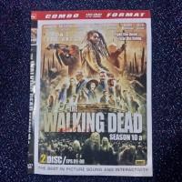 DVD FILM SERI BARAT THE WALKING DEAD SEASON 10