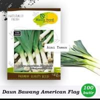 Benih-Bibit Daun Bawang American Flag Large (Haira Seed)