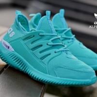 Adidas Alphabounce 1.0 Women Run Sepatu Sneakers Wanita Sport Olahraga