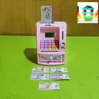 New [valent online shop] Mainan atm bank anak-anak