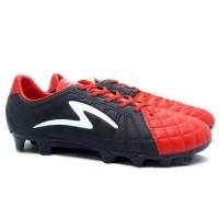 Sepatu Bola Specs Barricada Kaze FG (Emperor Red/Black)