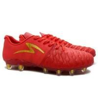 Sepatu Bola Specs Barricada Maestro Elite FG (High Risk Red)