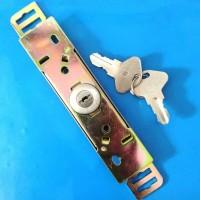 Kunci Pintu Rolling Door Kawakami Original - Harga satuan pcs