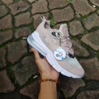 Sepatu Nike Airmax 270 React Pumice Glitter Premium Original