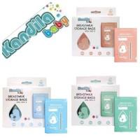 KANDILA Breastmilk Storage Bags KDL 005-2 Kantong Asi 120 ml isi 30 pc