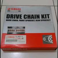 Gear Set Vixion Old Paket Gir Rantai
