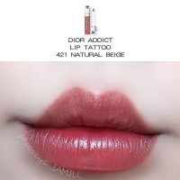 DIOR LIP TATTOO 421 Natural Beige