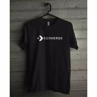 Kaos Tshirt Baju Combed 30S Distro Converse All Star Murah Obral AllSt