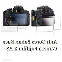 Fujifilm X-A3 Anti Gores Tempered Glass Lcd Protector