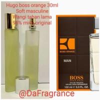 parfum pria HUGO BOSS ORANGE (30ml refill) wangi original