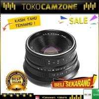 Termurah Lensa Wide 7Artisans For Fuji 25Mm F/1.8 Aps-C - 7Artisan