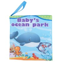 Promo Baby Early Childhood Education Toys, Environmental Cloth Books