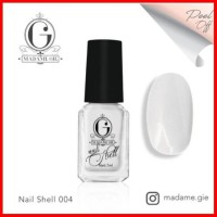 Madame Gie Nail Shell N Shell Peel Off Natural Series