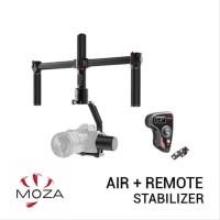 Moza Air DSLR Gimbal Stabilizer Plus Remote Garansi Resmi