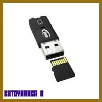 Hot Card Reader Memory Card Microsd Micro Sd & Otg Team M141 Usb
