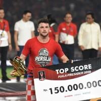 Kaos Unik Baju Combed 30s Distro Specs Persija Champion 2018 Jersey