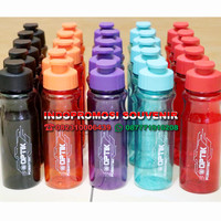 tumbler florida promosi / botol minum sablon logo