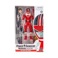 Lightning Collection power rangers time force red ranger merah