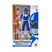Lightning Collection power rangers mighty morphin blue ranger biru