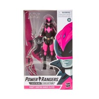 Lightning Collection power rangers mighty morphin slayer ranger pink