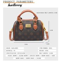 Hand Bag Baellerry Import Premiun Leather 2 in 1 Motif Mewah 8853