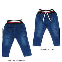 Celana panjang Jeans Redban Stretch 1 - 6 Tahun keren gaul nyaman