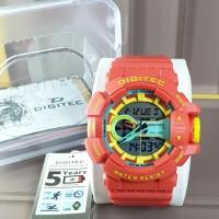 Jam Tangan Pria Digitec Original DG2080T
