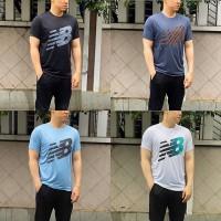 Kaos New Balance ORI (Hanya Putih)
