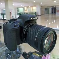 Camera Kamera DSLR canon eos 750D kit 18-55mm STM