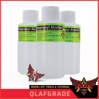 Paint remover IPA / ALKOHOL Isopropyl Alcohol / Penghilang cat gundam