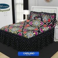sprei Rumbai California 180x200 king No 1 CAPILANO