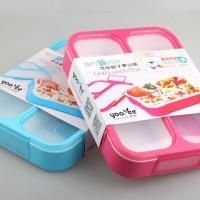 LUNCH BOX / KOTAK MAKAN YOOYEE 3 SEKAT BESAR