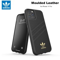 Case iPhone 11 Pro Adidas Originals Moulded Leather Pocket - Black